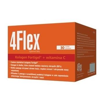 4Flex saszetki 30 + 18 szt.