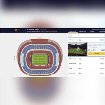 Bilety na mecz FC Barcelona - Getafe 15.02.2020