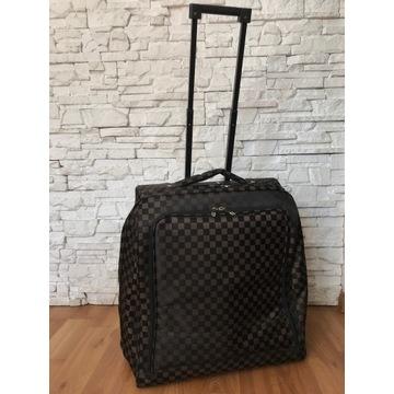Duża walizka torba na kółkach stan idealny