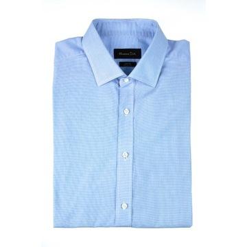 Koszula Massimo Dutti slim fit 42