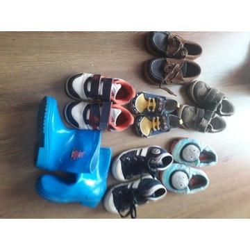 Buty - różne, Peppa, Tomek, Adidas