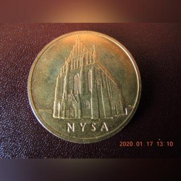 2 ZLOTE-NYSA 2006 -mennicza