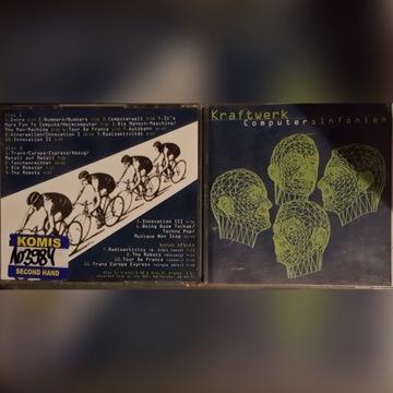 KRAFTWERK Computersimfonien 2CD bootleg