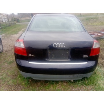 Audi A4 B6 USA klapa tył LZ5L