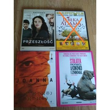 DVD Przeszłość Joanna Stulatek który wyskoczył