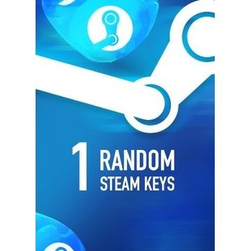 1 Losowy klucz do steam.