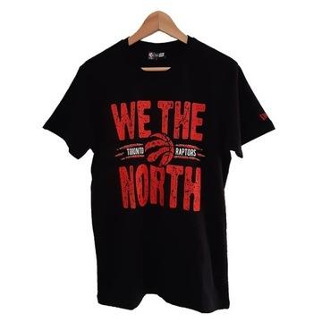 New Era NBA TORONTO RAPTORS t-shirt rozmiar S