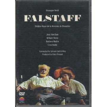 DVD VERDI Falstaff JOSE VAN DAM