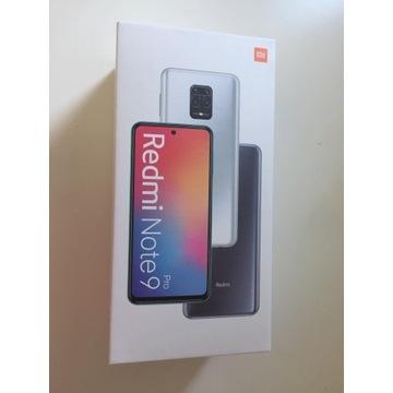 Xiaomi Redmi Note 9pro 64GB stan IDEALNY!