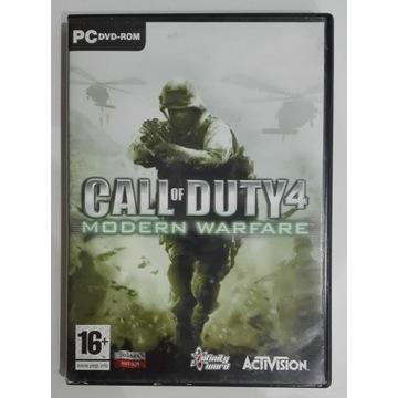 Call of Duty 4 Modern Warfare PC - PL