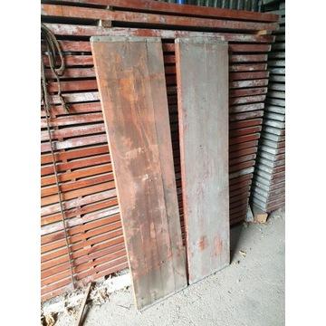 Blaty płyty bale drewno szalunkowe