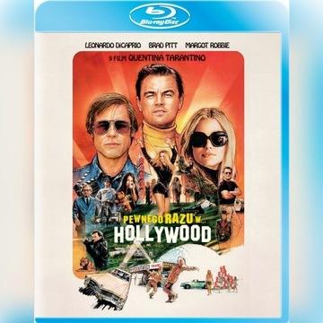Pewnego razu w... Hollywood BLU-RAY BD W-wa