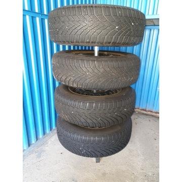 Komplet Opon 195/65R15 TS850 Continental Zimowe !!