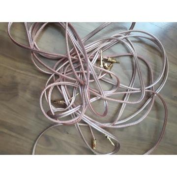Kabel hama Głośnikowy 4mm