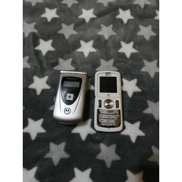Telefony Motorola /lg