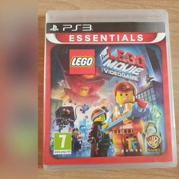 Gra Playstation 3 LEGO the movie videogame