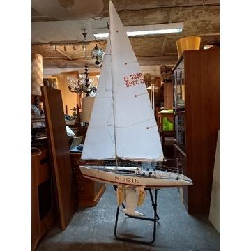 Jacht żaglowy Graupner Rubin