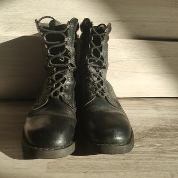 Buty desanty, wojskowe 25