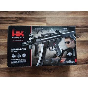 Wiatrówka MP5K HK