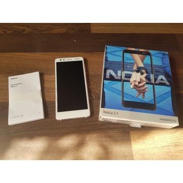 Nokia 3.1 uszkodzona