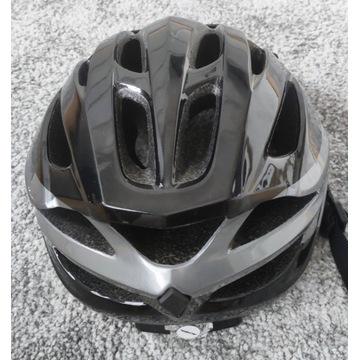 Kask rowerowy Alpina MTB 17 r.54-58, znakomity