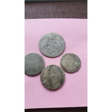 2-10-5-grosz srebro 1767 1840