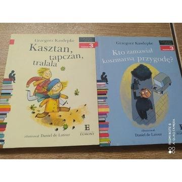 Grzegorz Kasdepke 2 książki