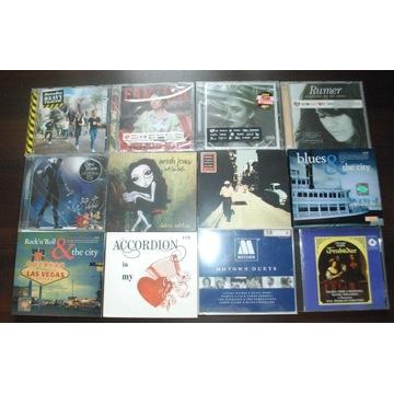100 CD Muzyka albumy zestaw
