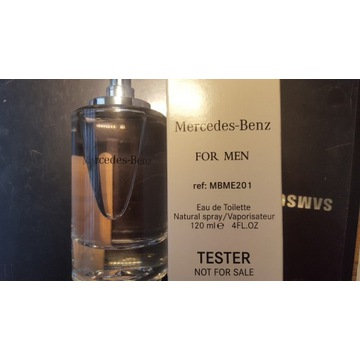 Woda toaletowa Mercedes tester 120 ml