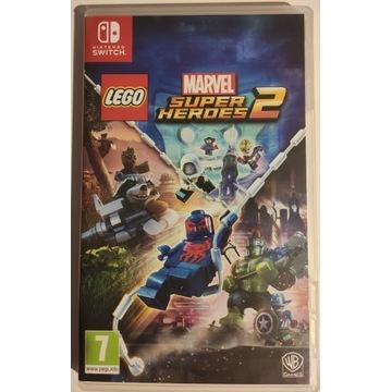 LEGO Marvel Super Heros 2 - NINTENDO SWITCH