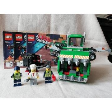 LEGO Movie 70805 Śmieciogryzarka