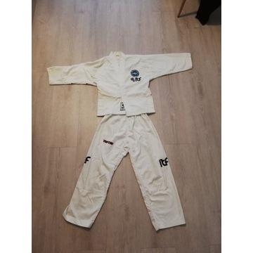 Strój do taekwondo Rozmiar S, z pasem