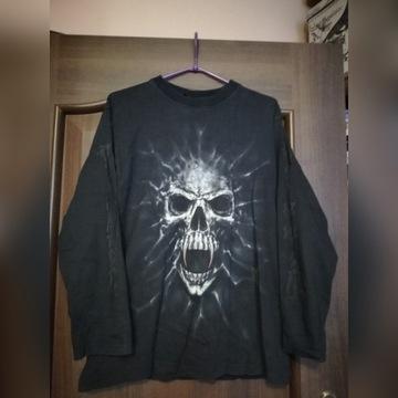 Bluza z czaszką