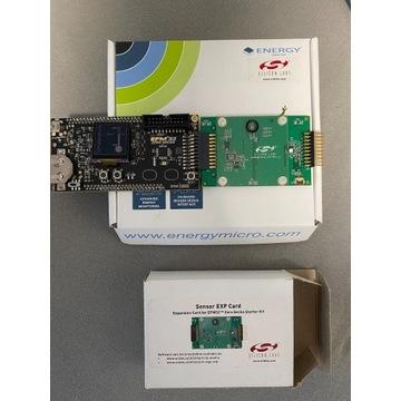 płytka rozwojowa efm32zg-stk3200 gecko Cortex M0+