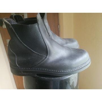 Fouganza sztyblety buty jeździeckie roz 32