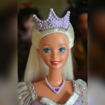 Lalka Barbie Princess easy to dress 1997 Vintage