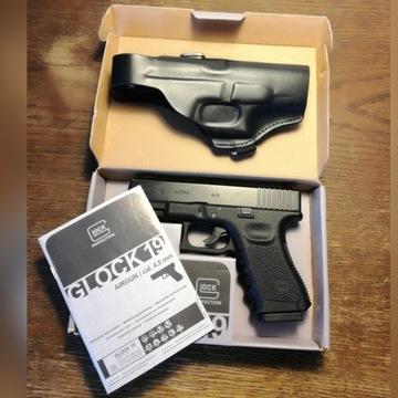 Glock 19 wiatrówka CO2 4,5mm BB