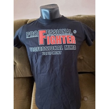 Nowy, oryginalny t-shirt Professional Fighter L