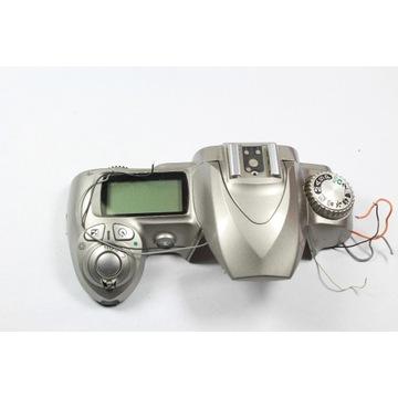 Nikon D50 obudowa góra kompletna srebrna