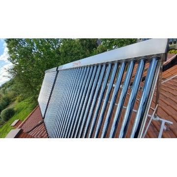 Kolektor solarny 30 rur próżniowych Ulrich glikol