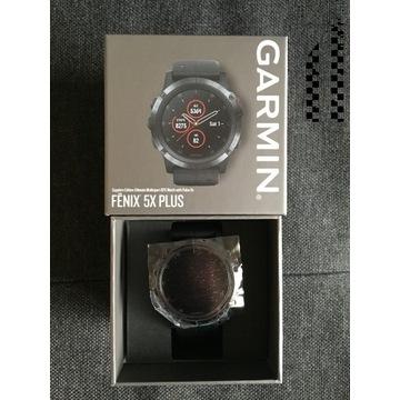 Nowy zegarek Garmin Fenix 5X Plus GWARANCJA +pasek