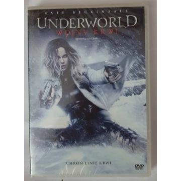 DVD Underworld Wojny Krwi FOLIA