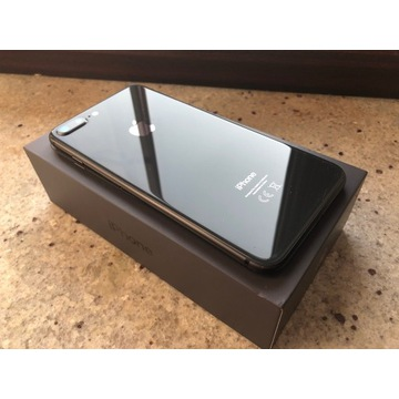 iPhone 8+ PLUS 64GB Space Grey / 95% kondycji bat.