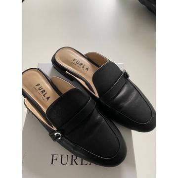 Klapki firmy Furla okazja