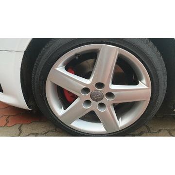 Felgi aluminiowe Audi 17' 7.5J ET45 5x112