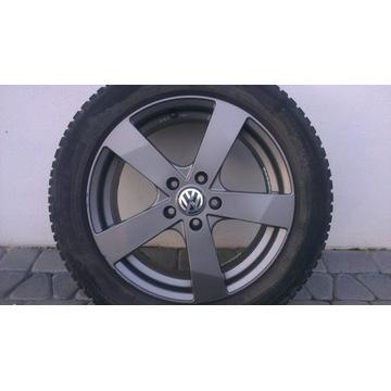 VW  felgi koła zimowe Michelin Alpin 5 225/50r17
