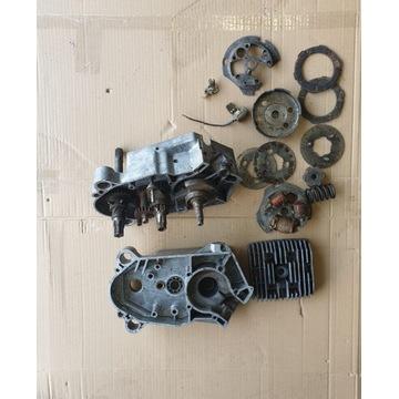 Silnik części romet motorynka kadet 023