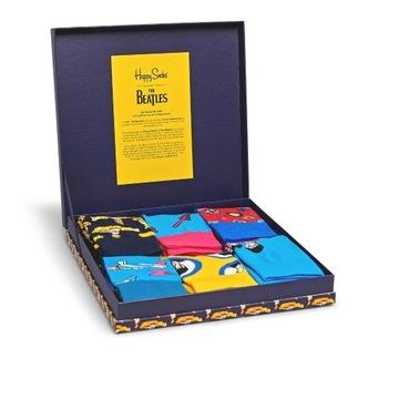Skarpetki damskie Happy Socks XBEA10-6000 36-40