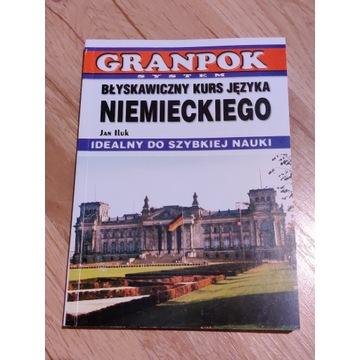 Błyskawiczny kurs języka niemieckiego, Jan Iluk