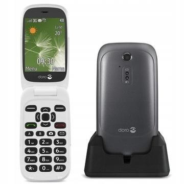 TELEFON DLA SENIORA DORO 6520 J POLSKI
